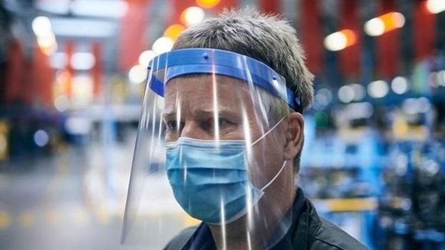 آیا لازم است که همراه شیلد محافظ، ماسک هم استفاده کنیم؟
